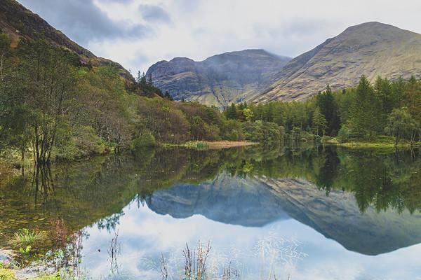 Torren Lochan - Glencoe