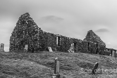 The ruins of Church Kilchrist