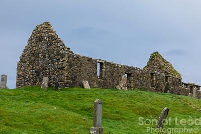 The ruins of Church Kilchrist