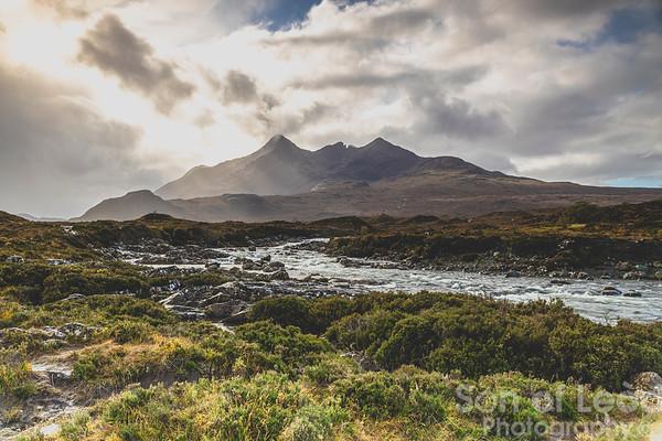 Sligachan - Isle of Skye