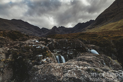 The Fairy Pools - The Isle of Skye