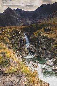 The Fairy Pools - The Isle of Skye