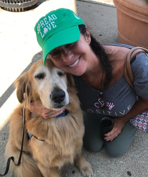 Barnabas Comfort Dog Comforting Dayton, Ohio