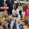 LCC K-9 Comfort Dogs at Del Sol Medical Center in El Paso, Texas