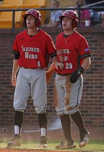 Baseball vs. Wake Forest