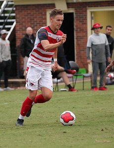 Gardner-Webb University Men's Soccer takes on Emmanuel in a preseason matchup at Greene-Harrison Stadium.