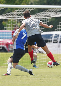 Men's Soccer vs. Spartanburg Methodist 8/17
