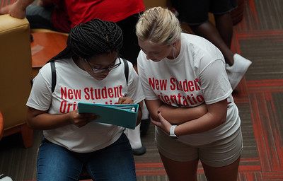 New Student Welcome Session