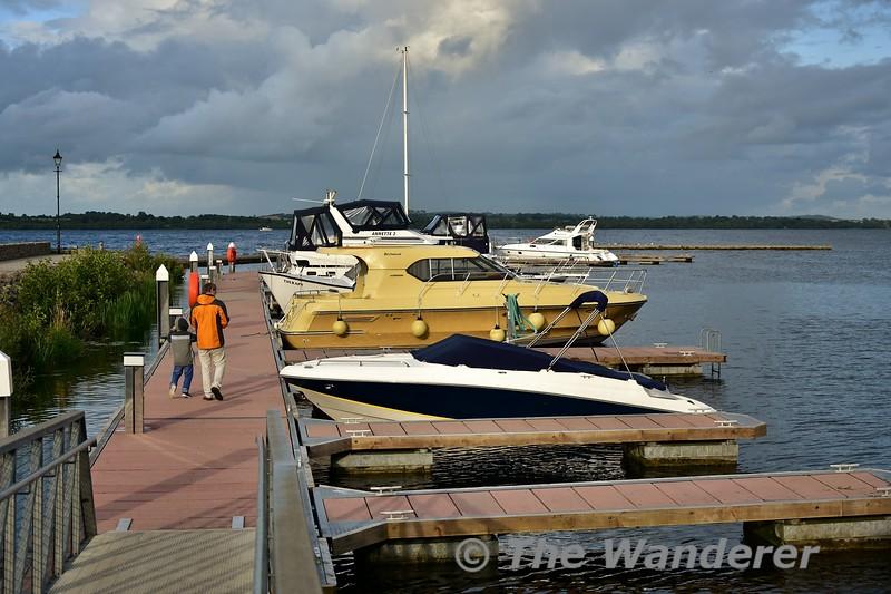Garrykennedy Marina. Sun 18.08.19
