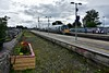 22050 arrives at Portlaoise from Laois Traincare Loop to form the 1625 Portlaoise - Heuston. Thurs 22.08.19