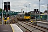 2815 + 2816 arrives into Limerick with the 1720 from Ennis. Thurs 22.08.19