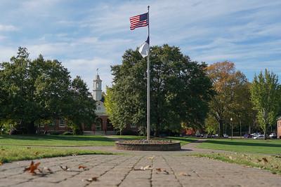 Photo contest, landscape pictures of campus