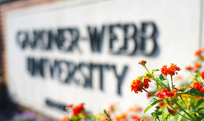 Gardner-Webb Campus Shots