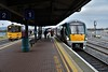 22040 is pictured at Limerick Jct. with the 1400 Heuston - Cork. Wed 02.01.19