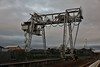 The disused container gantry at Limerick. It is rumoured that this crane and the one at Sligo will be removed in 2019. Wed 02.01.19