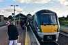 Passengers board 22060 which is forming the 1840 Limerick Jct. - Waterford. Mon 01.07.19