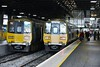 2820 + 2819 and 2808 + 2807 at Limerick with the 1805 to Galway and 1630 to Ennis. Fri 14.06.19