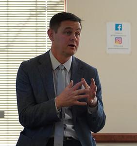 Jeff Price Alumni Talk