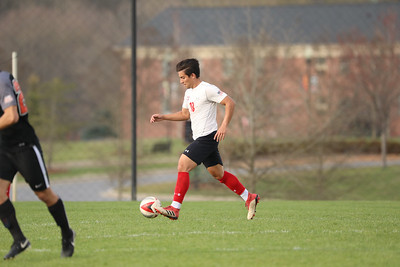 Men's Soccer vs. Milligan College (Spring 2019)