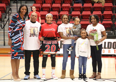 WBB vs. PC (senior night)