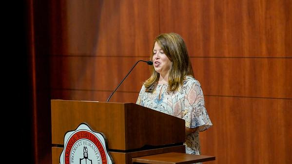 Freeman Scholarship Reception