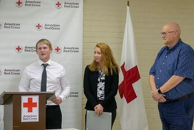American Red Cross Lifesaving Award