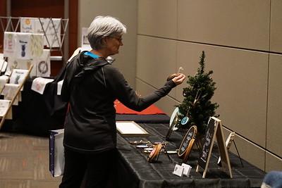 Christmas Art Sale in Tucker