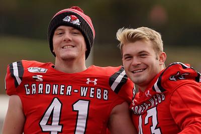 Gardner-webb football vs. North Alabama