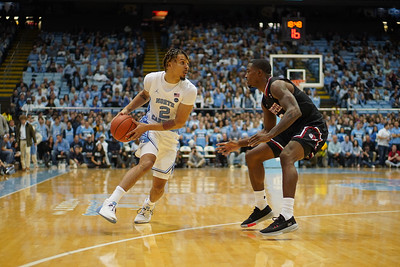 Men's Basketball vs. UNC Chapel Hill