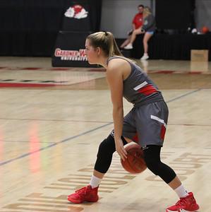 Gardner-Webb's women's basketball team kept the momentum going in the second half for a win against Chowan, 69-33.