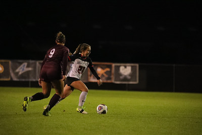 Gardner-Webb University Women's Soccer takes on Winthrop in the Quarterfinals of the Big South Tournament.