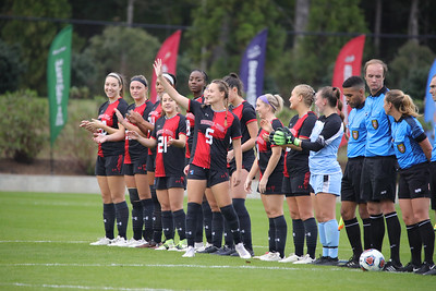 Gardner-Webb University Women's Soccer takes on Hight Point University for the semifinal matchup in the Big South Conference Tournament at Matthews Sports Complex in Charlotte, NC.