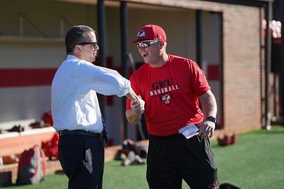 Baseball New Field 1st Practice