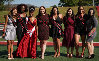 2019 GWU Homecoming Court