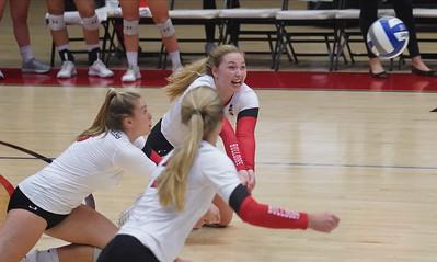 Volleyball vs. Radford