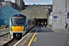 22031 stabled in the main platform at Galway with the 1505 to Heuston. Fri 11.10.19