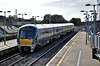 22038 departs from Portlaoise with the 1400 Heuston - Cork. Wed 09.10.19
