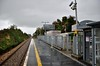 Sixmilebridge Station. Looking north towards Ennis. Mon 14.10.19