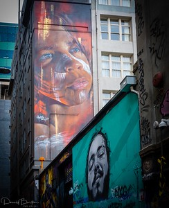 Street Art Portraits