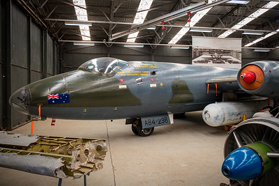 The English Electric Canberra  Bomber