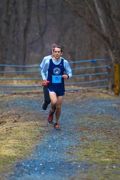 Seneca Creek Greenway Trail Marathon & 50K 2019 - Photo by Dan Reichmann, MCRRC