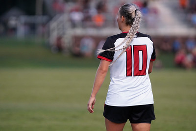 Gardner-Webb Women's Soccer Team vs. ETSU