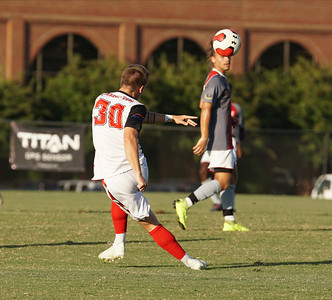Gardner-Webb University Men's Soccer Reserves takes on Newberry College.