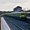 4002 arrives into Limerick Jct. with the 1725 Cork - Heuston. Fri 06.09.19