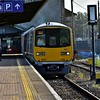 2803 + 2804 + 2819 + 2820 stand at Limerick Jct. with the 1733 to Limerick.  Fri 06.09.19