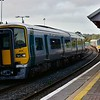 2605 + 2616 is pictured at Mallow with the 1935 to Cork. In the backround is 22039 with the 1705 Heuston - Tralee. Fri 06.09.19