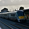 22036 reverses in Platform 1 at Limerick Jct. with the 1625 Heuston - Limerick. Fri 06.09.19