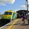 4003 arrives at Mallow with the 1625 Cork - Heuston. Fri 06.09.19