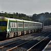 232 departs Limerick Jct. with the 1600 Heuston - Cork. Fri 06.09.19