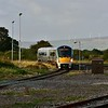 22051 arrives into Limerick Jct. with the 1750 from Limerick. Fri 06.09.19